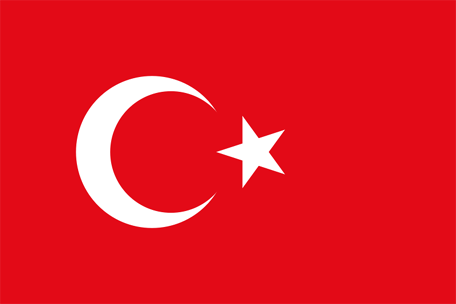 Turkiets flagga