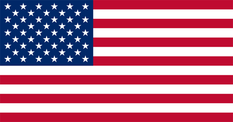 USA's flagga